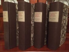 RARE 1817-1819 Early South Carolina law books, Complete 4-Vol Set, Columbia, SC
