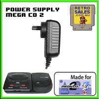 Sega Mega CD 2 Power Supply Adapter Pack Aftermarket AUS MK1602 PSU MegaCD 2