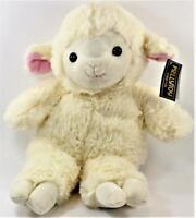 "20"" Plush Lamb Stuffed Farm Animal Kellytoy Easter New Fast Free Shipping"