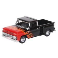 Oxford 87CP65004 Chevrolet Stepside Pick Up 1965 BlackFlam 187
