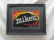 MIKE'S HARD STRAWBERRY LEMONADE BEER SIGN  #986