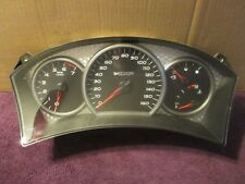 2006 PONTIAC GRAND PRIX GXP SPEEDOMETER INSTRUMENT CLUSTER W/ GAUGES