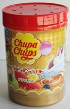 100 x Chupa Chups Best Of Lollipops Assorted Flavours Lollipop Candy Bulk Favors