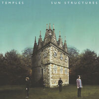 Temples - Sun Structures [New CD]