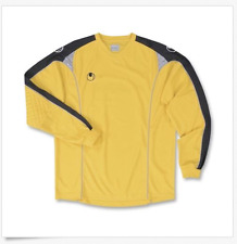 Uhlsport MYTHOS Pro Soccer Goalie Goalkeeper top portero Jersey Shirt $40 XXL
