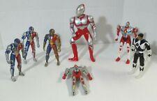 Power Rangers VR troopers Ultraman 80s 90s FIGURE LOT Bandai Saban Tsuburaya