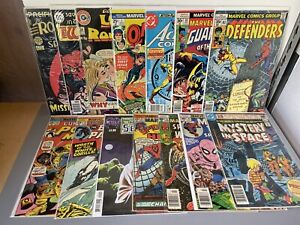 Vintage 14 Issue Comic Lot (2)