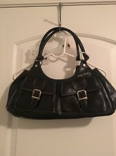 Baby Phat Womens Handbag Medium Purse Black Bag