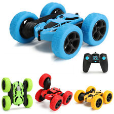 4Wd Radio Control Vehicles Double Sided 360° Rotating Rc Racing Stunt Cars