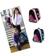 Fafada Ice Skating Bag Hockey Skate Figure Shoes Case Roller Holder Inline Pink