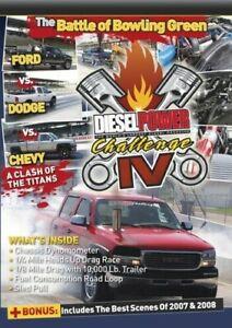 Diesel Power Challenge Iv [New DVD] Full Frame, NTSC Format