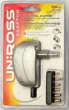 Alimentatore Universale - Uniross U0152105 - 3-12V/500mA/6W