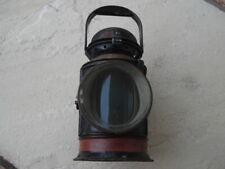 1938 VINTAGE G.W.R.RAILWAY LAMP