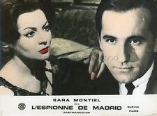 SARA MONTIEL LA REINA DEL CHANTECLER 1962 VINTAGE LOBBY CARD #3