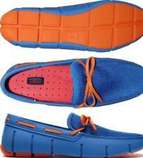 Swims: Braided Lace Loafer Size: EU-42  UK-8 Colour: Regatta/Orange