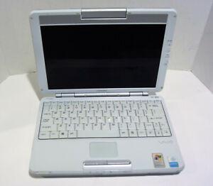 Sony VAIO PCG-TR2AP 10.6'' Notebook (Intel Pentium M) Parts/Repair AS IS