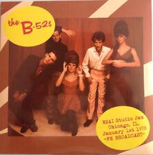 The B-52's – WSAI Studio Jam Chicago, Il. January 1st 1978 -FM Broadcast- LP