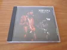 CD - NIRVANA EUROPE 1994