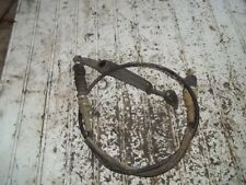 1998 SUZUKI QUADRUNNER 500 4WD HAND SELECTOR CABLE