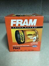 Engine Oil Filter Fram PH43