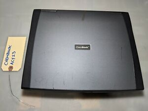 Vintage Chembook CY13-15 ACY13 Windows 98 Laptop AS-IS, Line Thru LCD No Charger
