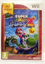 SUPER MARIO GALAXY 2 (ENG+ITA) [Nintendo Wii 2010] Nuovo Sigillato Garantito