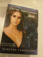DVD  lote ENTRE FANTASMAS    tercera temporada  (6 dvd)