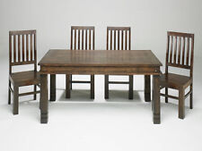 Unbranded Solid Wood Up to 8 Seats Kitchen & Dining Tables