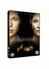 The Curious Case Of Benjamin Button DVD - Brand New & Sealed