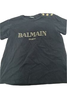Balmain T-shirt, Size 42
