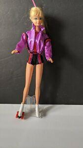 1980 Roller Skating Barbie Doll Clothing & Skates  #1880