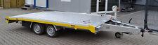 Alu Anhänger Autotransportanhänger 2700 Kg / Alu Anhänger PKW - NEU