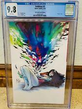 Faithless #1 CGC 9.8 Mirka Andolfo Virgin Variant Cover Comic Boom Limited 500