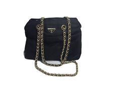 Prada Bag Handbag Nylon Tote Purse
