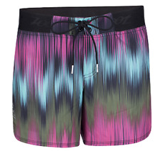 Zoot - Women's Run Board short 5 inch - Good Vibes - Medium