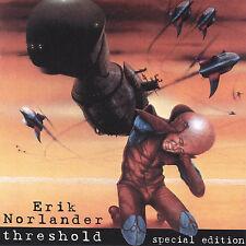ERIK NORLANDER - THRESHOLD [LIMITED] [REMASTER] (NEW CD)