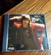 JOHN SEBASTIAN Welcome Back CD U.S. ISSUE RARE OOP. LIKE NEW Lovin Spoonful