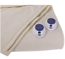 SoftHeat by Perfect Fit LVBF-H2-030 - Micro-Fleece Electric Heated Blanket Queen