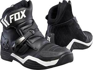 Fox Racing Bomber Boots - MX Motocross Dirt Bike Off-Road ATV Mens Gear