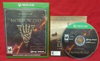 Elder Scrolls Online Morrowind Microsoft Xbox One Game - XBOX 1 - Complete Works