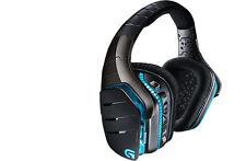 Logitech G933 Artemis Spectrum RGB Wireless 7.1 Dolby Gaming Headset Black MP