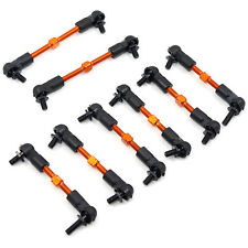 Yeah Racing HPI Sprint 2 Aluminum Preassembled Tie Rod Set - 8 Pcs SPT2-115OR