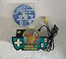 JAKK WHEEL OF FORTUNE HAND HELD AND FREE PC CAR ARCADE RACING GAME!