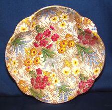 "Royal Winton Marguerite Chintz 5"" Nut Dish Bowl"
