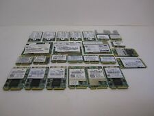 Lot Of Assorted Laptop WiFi Cards (25)