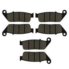 For Honda VFR750F CBR1000F ST1100 GL1500 Front Rear Brake Pads Kit FA142 FA196