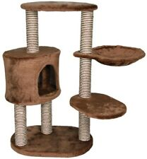 Cat Tree 23.5 in. W x 15.5 in. D x 38.75 in. H with Multiple Scratching Posts