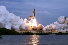 New 5x7 NASA Photo: Final Space Shuttle Flight, Atlantis Mission STS-135