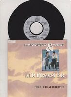 "7"" 1987  HAMMOND & WEST : Air Disaster"