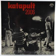 KATAPULT - Katapult 2006 - LP - Supraphon 11132768 - Vinyl 1982 Export